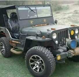 Matt willys jeep