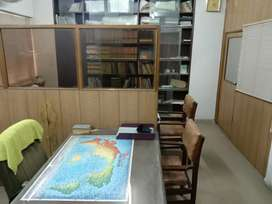 Office Fully Furnished With Furniture
