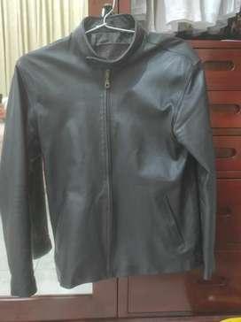 Jaket Kulit Domba Asli Garut untuk Pria