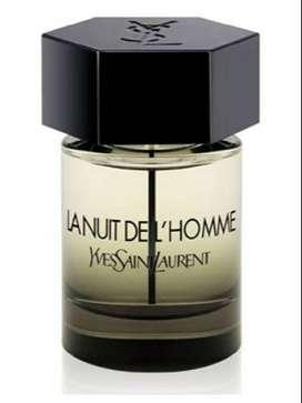 Parfum YSL LANUIT DE L'HOMME EDT 100ml Authentic Termurah