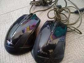 Mouse E-Blue Mazer type A minus
