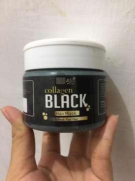 Masker Rambut Black Collagen
