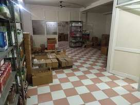 Big basement on prime location in nirman nagar for sale