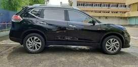 Dijual Nissan All New Xtrail Automatic Triptonic 2014 Hitam Terawat