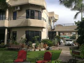 Beautifully designed 3 kanal house for sale
