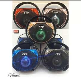 Speaker Bluetooth mini LED FVO BS-156