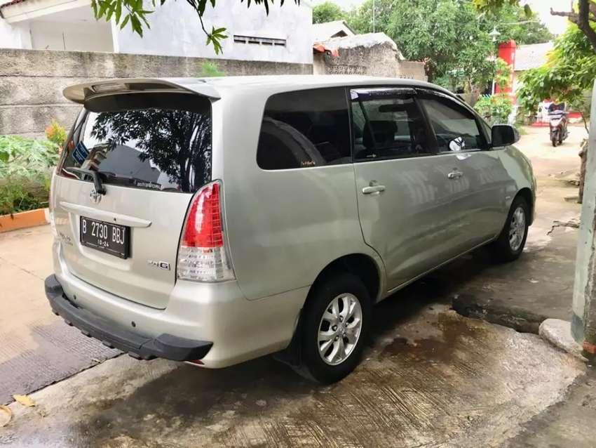 Toyota Kijang Innova / Inova G Tahun 2009 Istimewa , 2010 / 2008 0