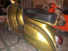 VESPA 1979 AND 1985 MODELS ARE AVAILABLE FOR SALE