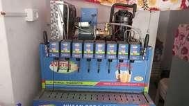 Soda making machine non use