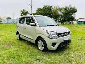 Maruti Suzuki Wagon R 1.0 VXi, 2019, LPG
