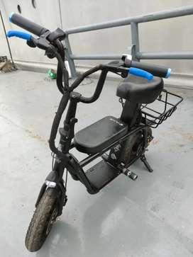 Jual BU Skuter listrik / sepeda listrik Fiido Q1 banyak bonus