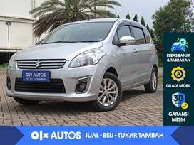[OLX Autos] Suzuki Ertiga 1.4 GX M/T 2013 Abu-abu