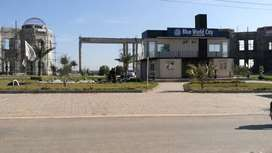 10 Marla Residential Plot File Is Available For Sale