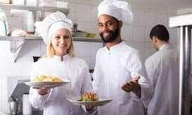 Cook job sabhi parkaarki chije banani ani chahiye
