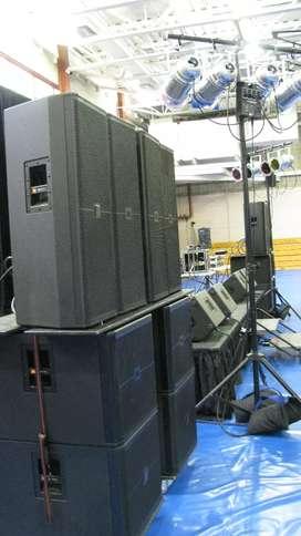 Live Sound & DJ System on Rent