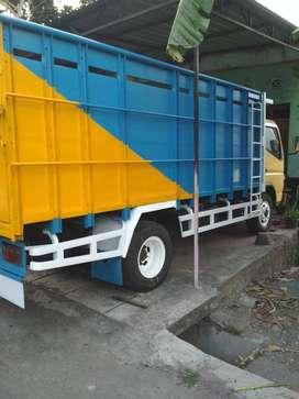 Jual truk canter 125 hd