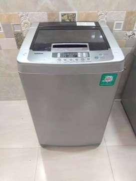 1 year guarantee and bill! Lg fully automatic washing machine