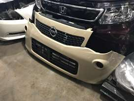 Nissan moco fromt bumper