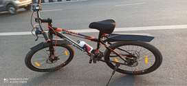HERO CYCLES Men's Sprint Howler 27T 21 Speed Tubular Road Bike Cycle