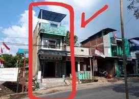 Dikontrakkan / Disewakan Ruko rumah toko di ciparay