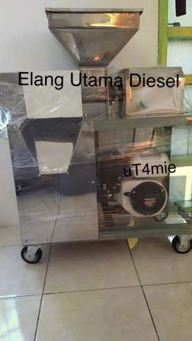 mesin santan kelapa A22 dengan honda gp160