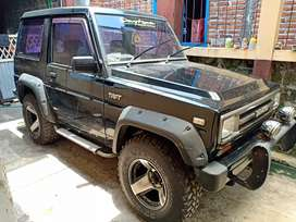 Taft GT 4x4 mobil rumahan