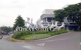 Rumah Ungu Siap Huni di Citra Indah City