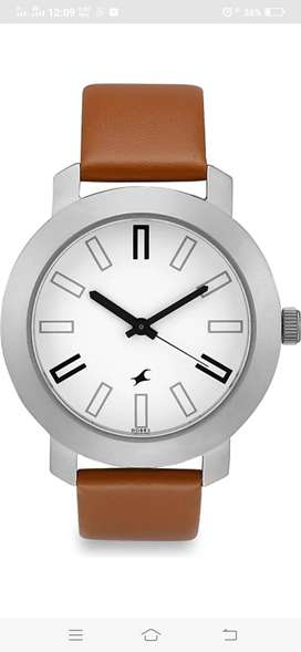 Fastrack unused analog watch