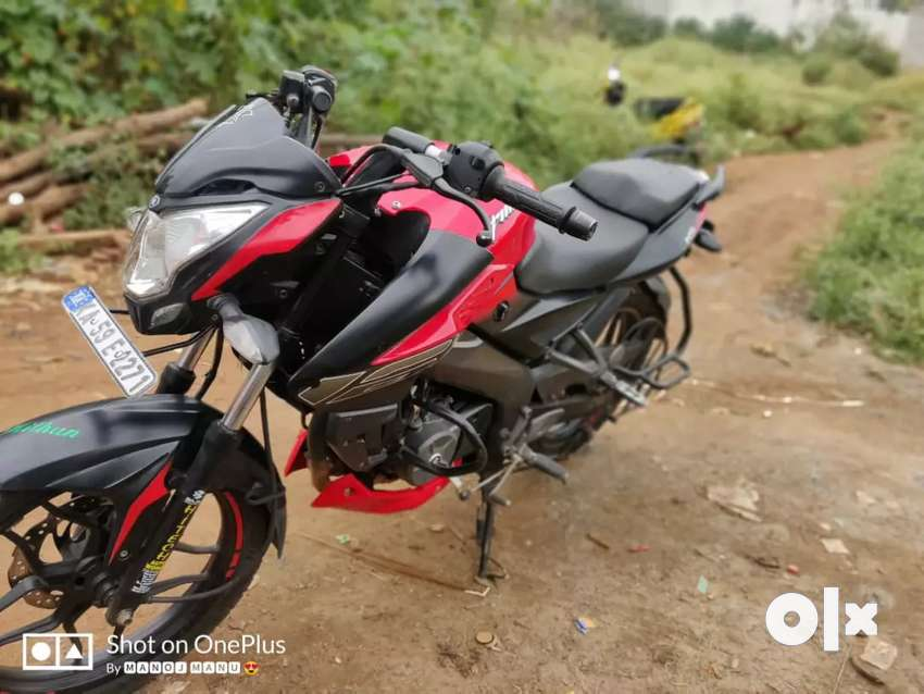 Pulsar 160 Ns Red colour 0