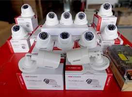 Pemasangan CCTV 2mp 4 channel HD wilayah serang