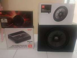 JBL Audio paket SQ