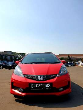 Jazz RS Matic 2013 KM40rb    DP20jt