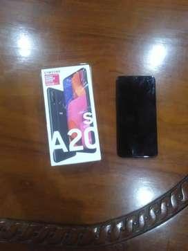 Jual Samsung A20s 3/32