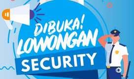 Loker Security Depok