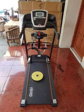 Treadmill Elektrik  KOBE 4 in 1 (Dlife Fitness Store)