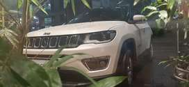 Jeep Compass limited,one year.execellent condition
