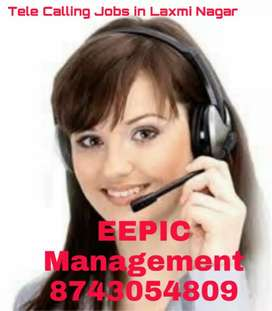 Receptionist and Tele Callers Girl Required