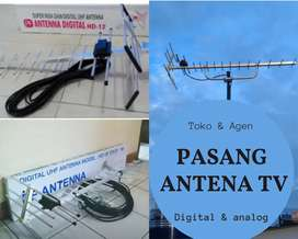 Agen Jasa Pasang Baru Antena Tv Digital
