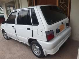 Mehran VX 2007 Model just like new , showered  for fresh look