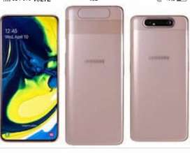 Samsung a 80 /4 mnth old only 8 mnth warrenty with bill charger