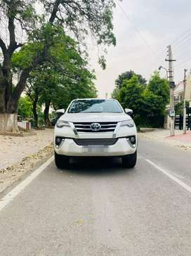 Toyota Fortuner 3.0 4x2 Automatic, 2018, Diesel