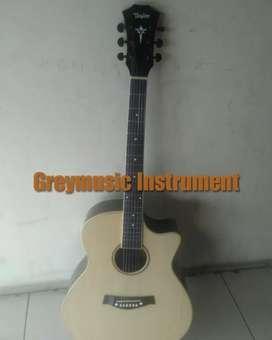 Gitar akustik Taylor greymusik seri 672