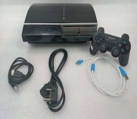 PS3 FAT 500GB COMPLETE 30 GAME