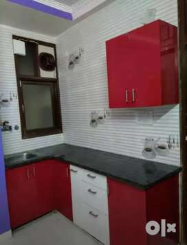 Semi furnished one room set for rent