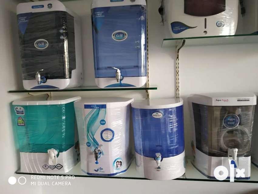 RO Uv ALL TYPE RO WATER PURIFIER RO B12 ALKALINE MINARAL WATER PURIFI 0