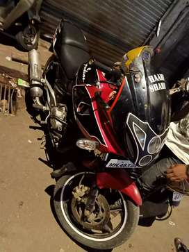 220 for sell 2800o 0nly second owner bike (MH 42) is Number b
