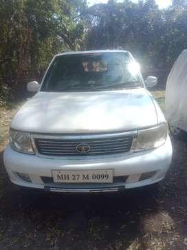 tata safari, total AC work, good condition car