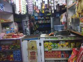 Provision shop running condition
