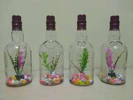 Aquarium Botol Mini