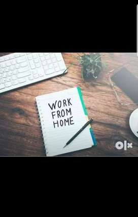 Work from home online business